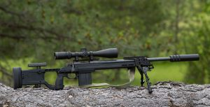 modular rifle chassis