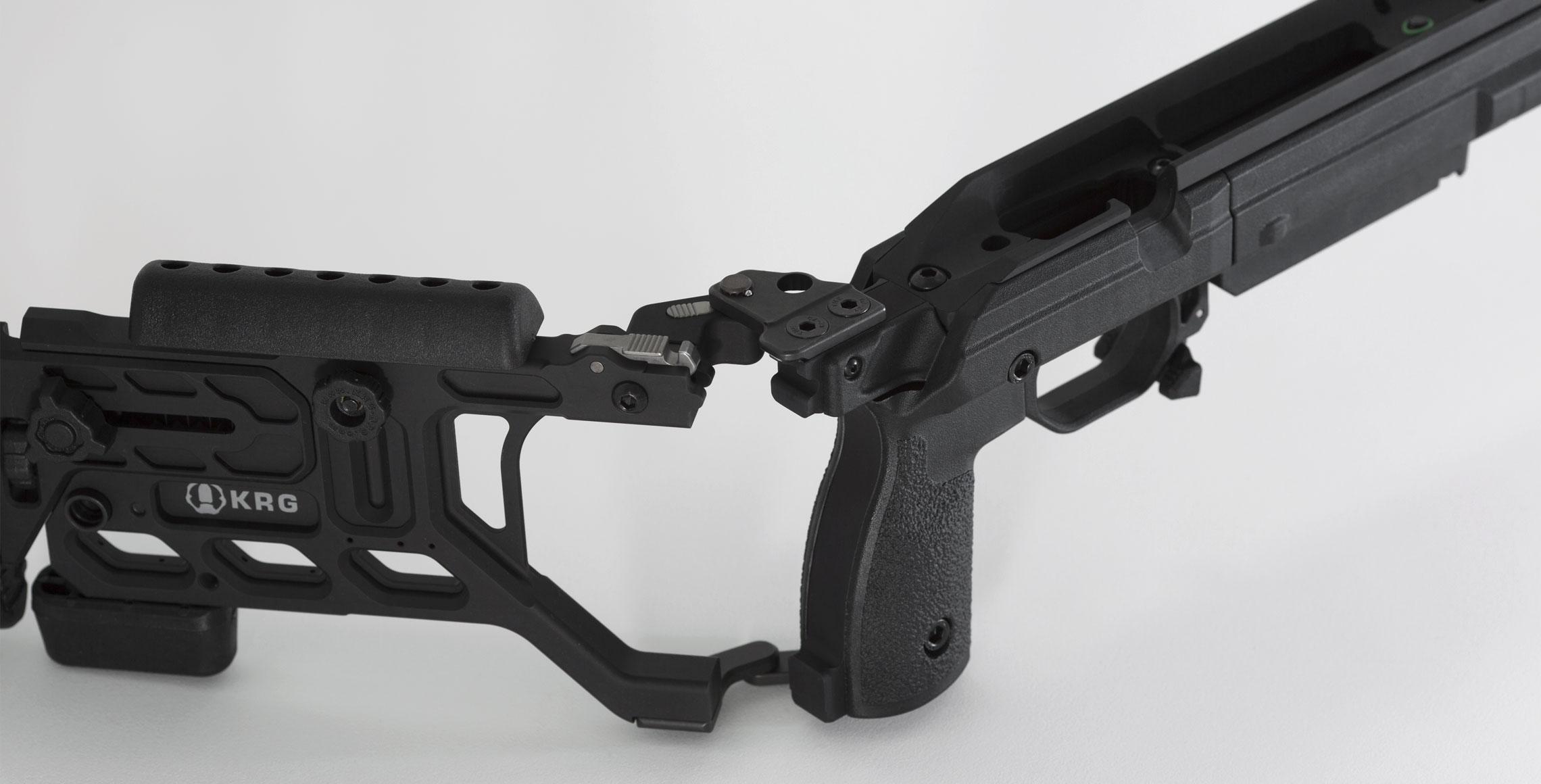 Tikka T3 Tactical Stock, Modular & Precision Rifle Chassis ...