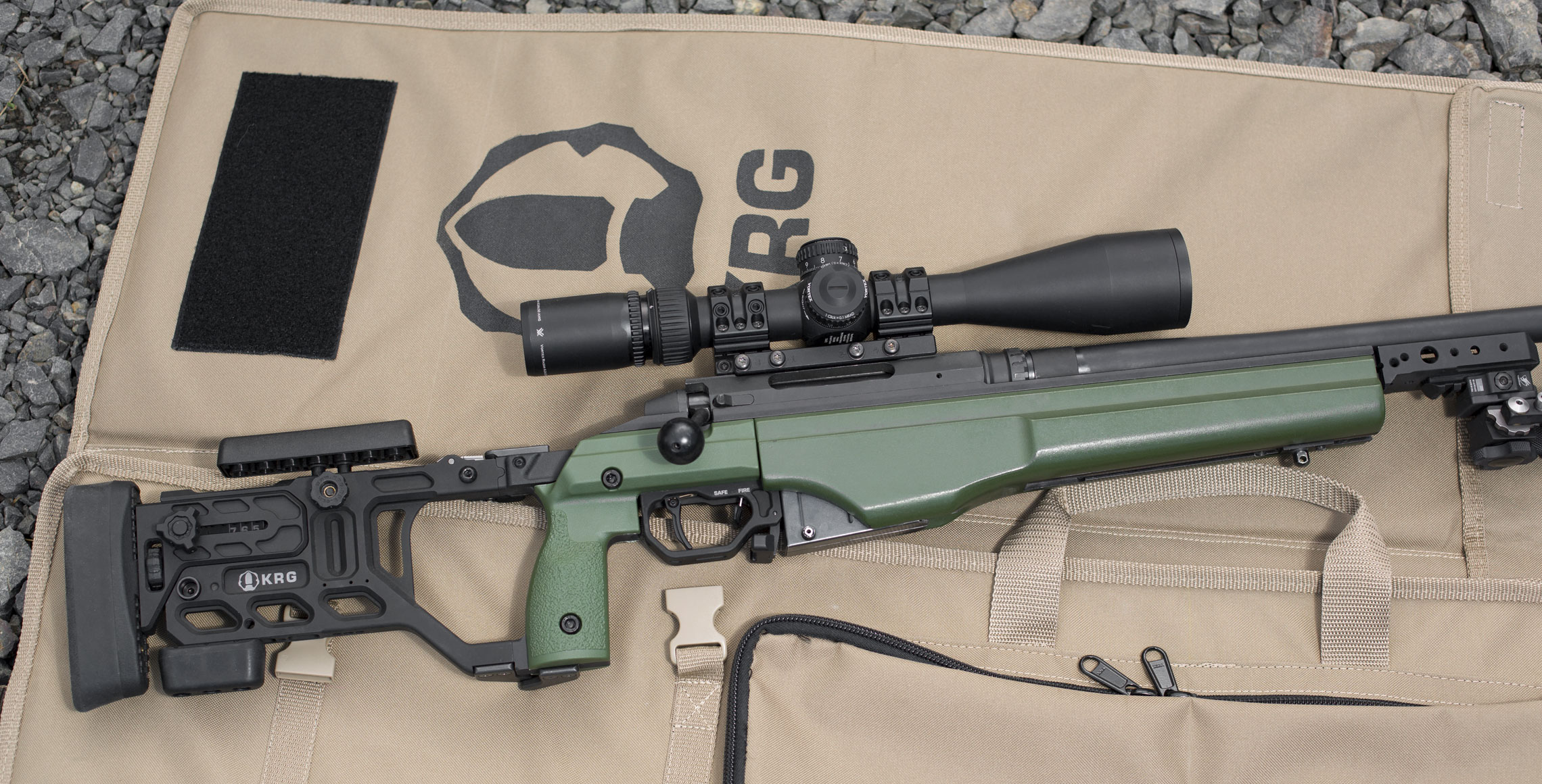 TRG Folding Stock - Kinetic Re...
