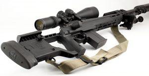 adjustable rifle stock