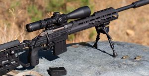 how to adjust a rifle scope